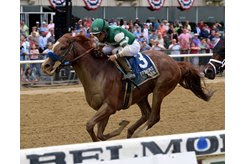Catalina Cruiser wins the True North Stakes at Belmont Park