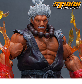 STORM COLLECTIBLES 1/12 SCALE SDCC 2018 EXCLUSIVE FIGURES