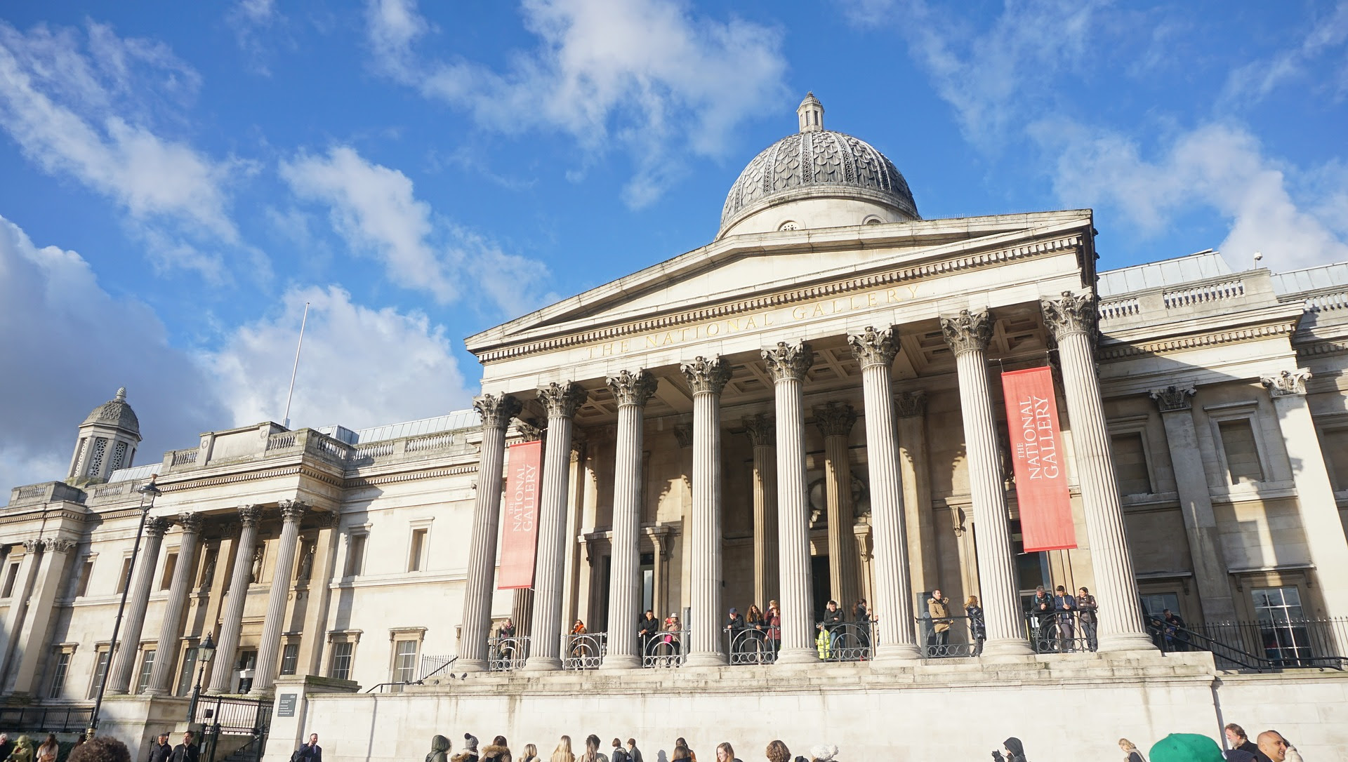 The British Museum, a great tourist places to visit in London
