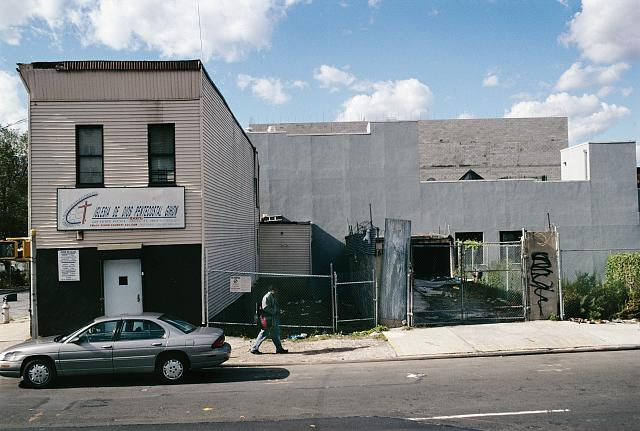 3339 Third Ave., South Bronx, 2006