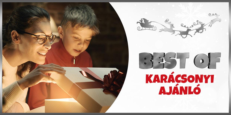 Best of karácsonyi ajánló