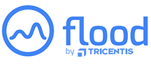 Flood by Tricentis logo