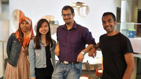 International Student Ambassadors