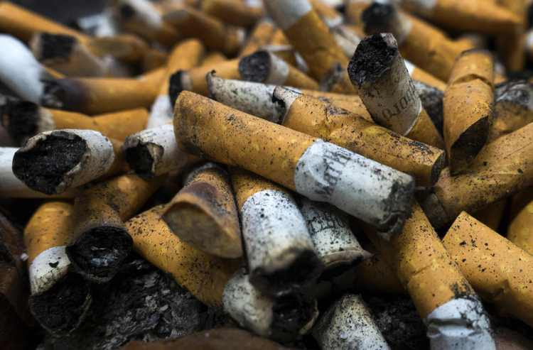 obacco use remains the most preventable cause of cancer, and 40 percent of diagnosed U.S. cancer cases may have a link to its use, health authorities said November 10, 2016. ( AFP PHOTO / PAUL J. RICHARDS/Getty Images)</p>