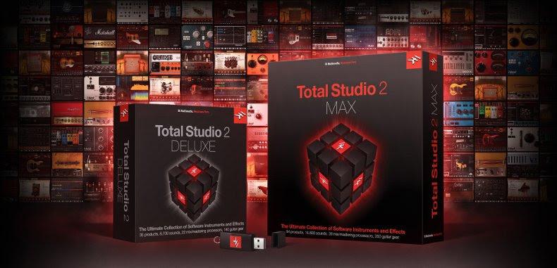 Total Studio 2 MAX & Deluxe