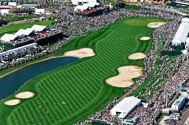 Photo of TPC during Phoenix Open