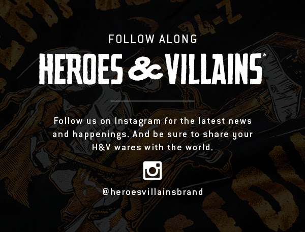 Follow us on Instagram for the latest news and happenings. And be sure to share your H&V wares with the world.