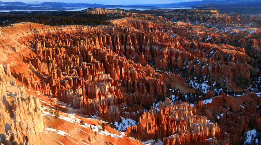 Bryce (Canyon) at Sunrise by N Lester Ellorin on 500px