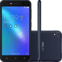 Smartphone Asus Zenfone Live 16Gb Preto Dual Chip Android 6.0 Tela 5