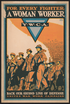 WWI America poster