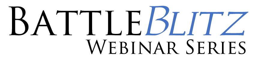 BattleBlitz Webinar Series