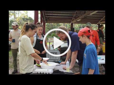 Trail Skills Training 2018