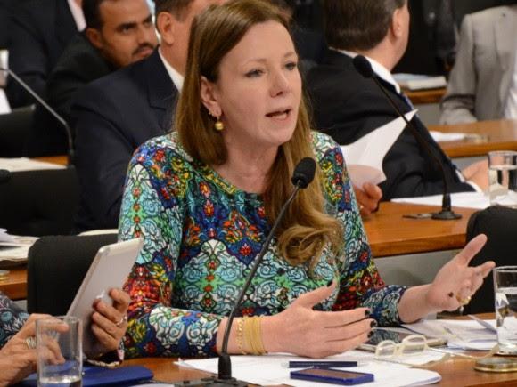 Senadora Vanessa Grazziotin