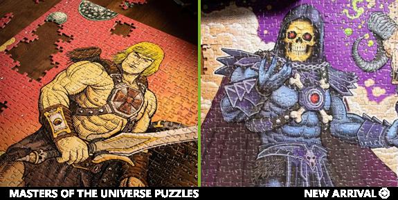 MOTU Puzzles