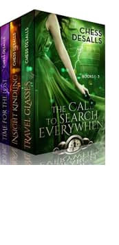 The Call to Search Everywhen: Books 1–3 by Chess Desalls