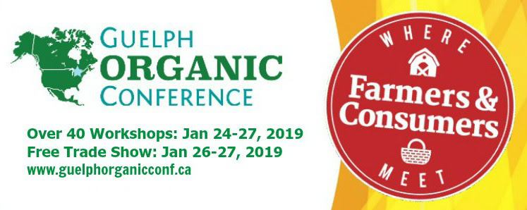 Link to Guelph Organic Conference website