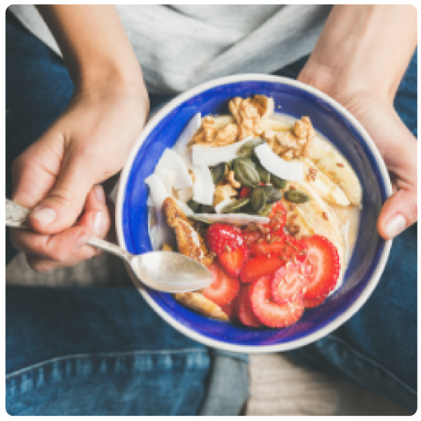 Self-care with every meal: 6 ideas from a registered dietitian