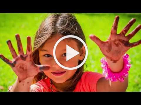 Kids Turning Nature Into Art! (Summer Art Camp 2018)