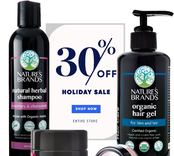 30% OFF Holiday Sale