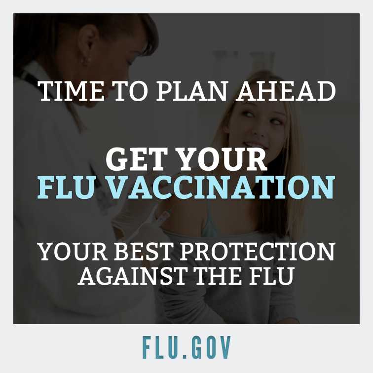 Get Your Flu Vaccination