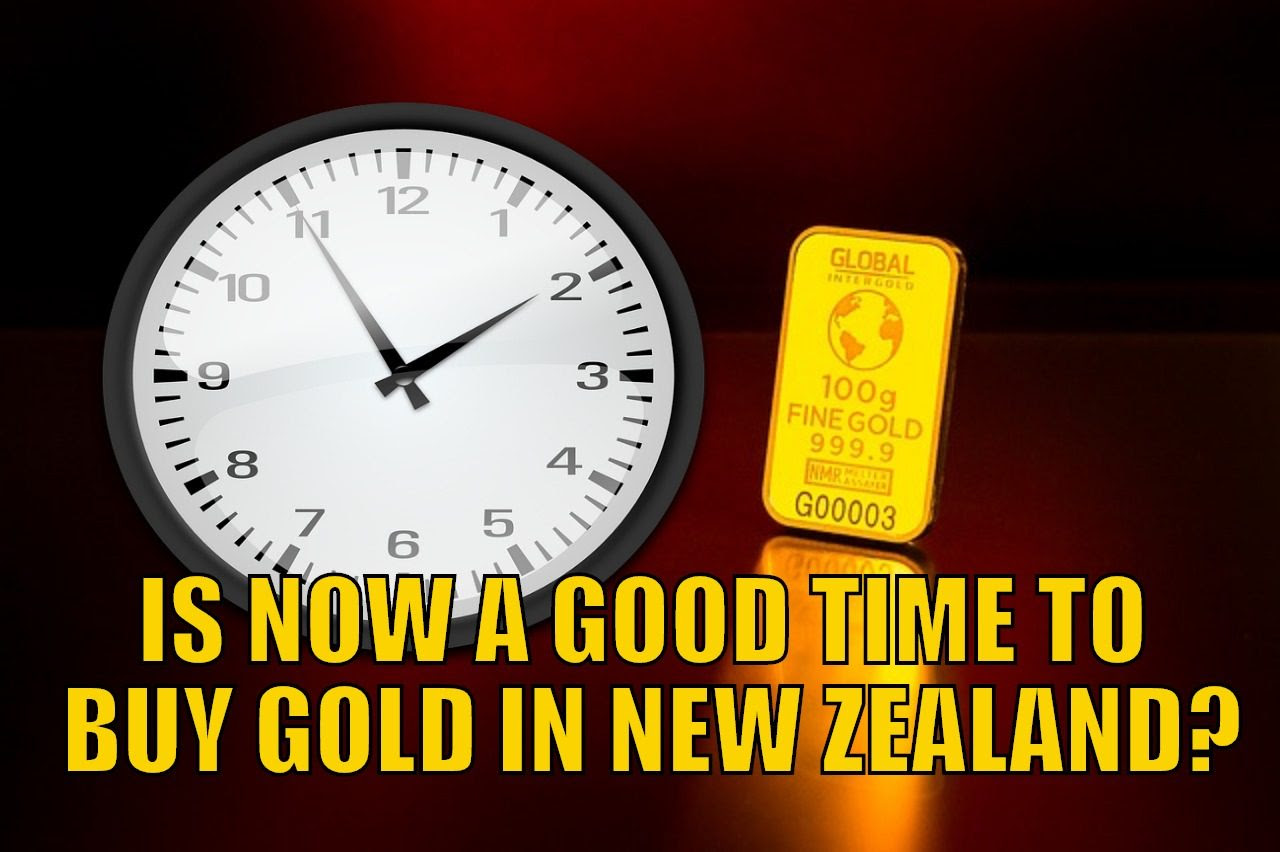 Is Now a Good Time to Buy Gold in New Zealand?