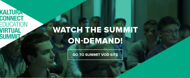 WATCH THE SUMMIT ONDEMAND!