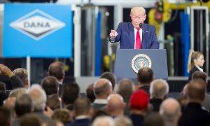 El 'impeachment' de Trump afronta la primera prueba de su partido en el Senado