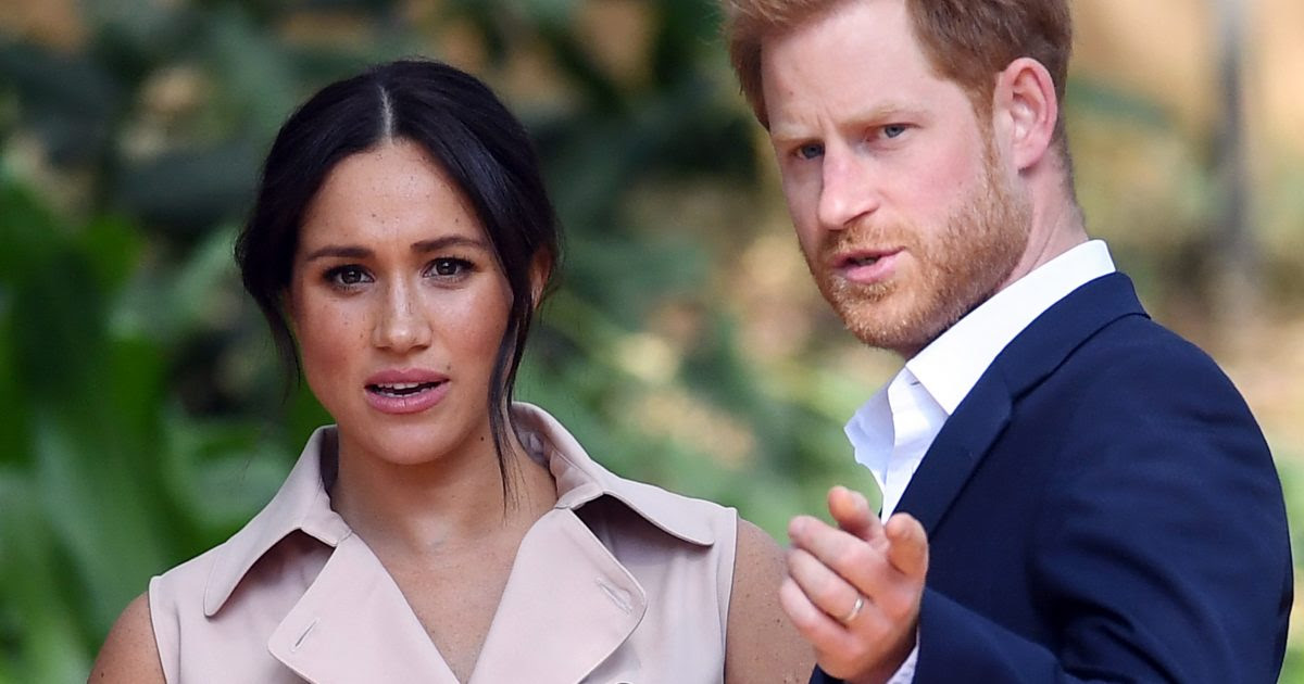 UK's Prince Harry Demands Social Media Censorship of Americans PrinceHarryMarkle-1200x630