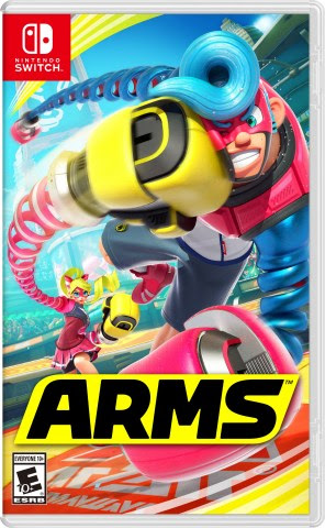 The ARMS game is now available for everyone, even those with regular-sized arms, to enjoy. (Photo: B ...