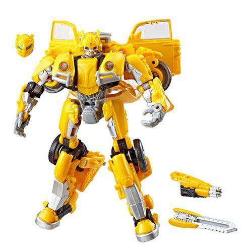 Image of Transformers Studio Series Premier Deluxe Wave 4 - Bumblebee (VW)