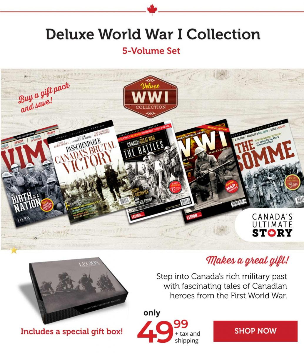 Deluxe World War One Collection