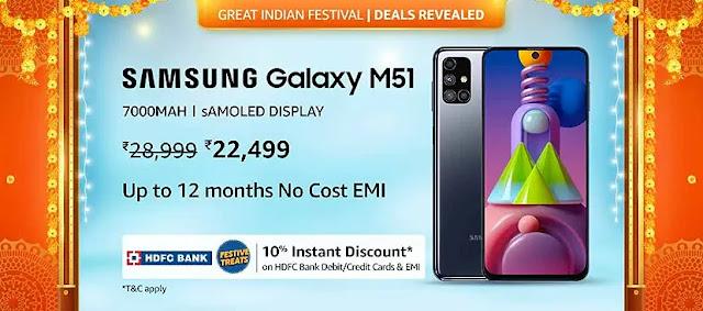 smartphones Samsung offers