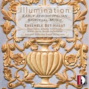 Illumination: Early Jewish Italian Spiritual Music Product Image