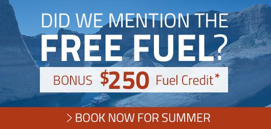 Bonus 250 Fuel Credit