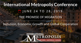 Banner of International Metropolis Conference