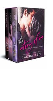 The Story of Us: The Complete Series by Cassia Leo