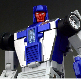 NEW THIRD PARTY TRANSFORMING FIGURES
