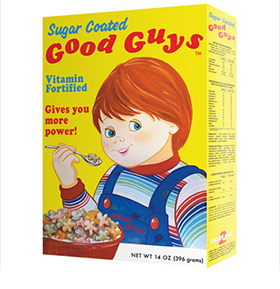 CHILD'S PLAY 2 GOOD GUYS ACCESSORIES & REPLICAS