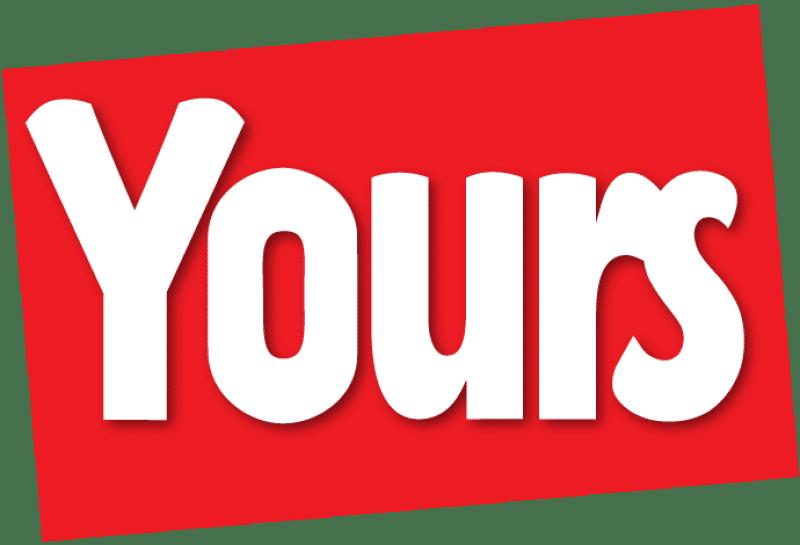 yours magazing logo large
