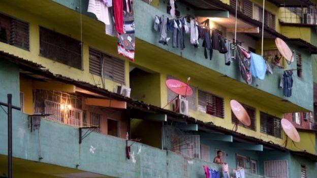 Casas populares no Panamá