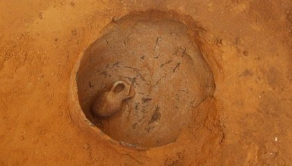 Archaeologists in Israel Unearth 3,800-Year-Old Skeleton of Baby Buried in a Jar
