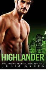 Highlander by Julia Sykes