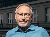 Zdeněk Hostomský, ředitel Ústavu organické chemie a biochemie Akademie věd ČR v...