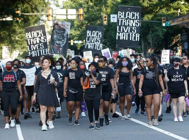 US Nationwide Strike For Black Lives To Be Held On July 20