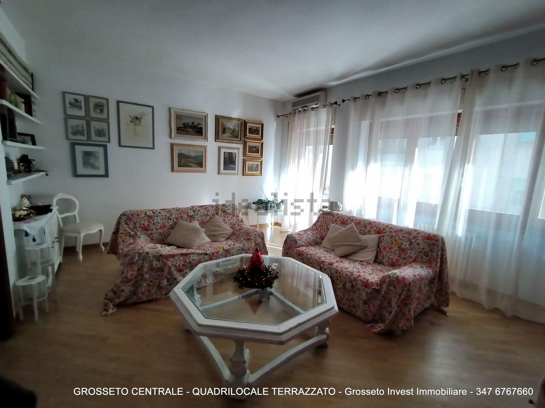 Grosseto Invest di Luigi Ciampi vendita appartamento Sala di Quadrilocale vendita via Depretis, 30, Centro, Grosseto