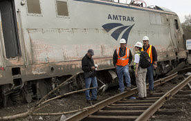 PHOTO: The Senate Appropriations Committee gets back to work on Amtrak's budget, and Senators from the Northeast Corridor say the issue not only impacts train safety, but traffic jams as well. Photo credit - National Transportation Safety Board.