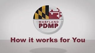 Maryland PDMP