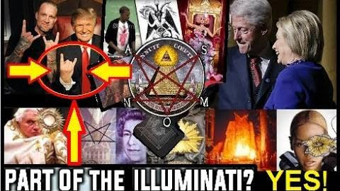 Donald Trump is Member of Illuminati – Video Proof (David Vose)