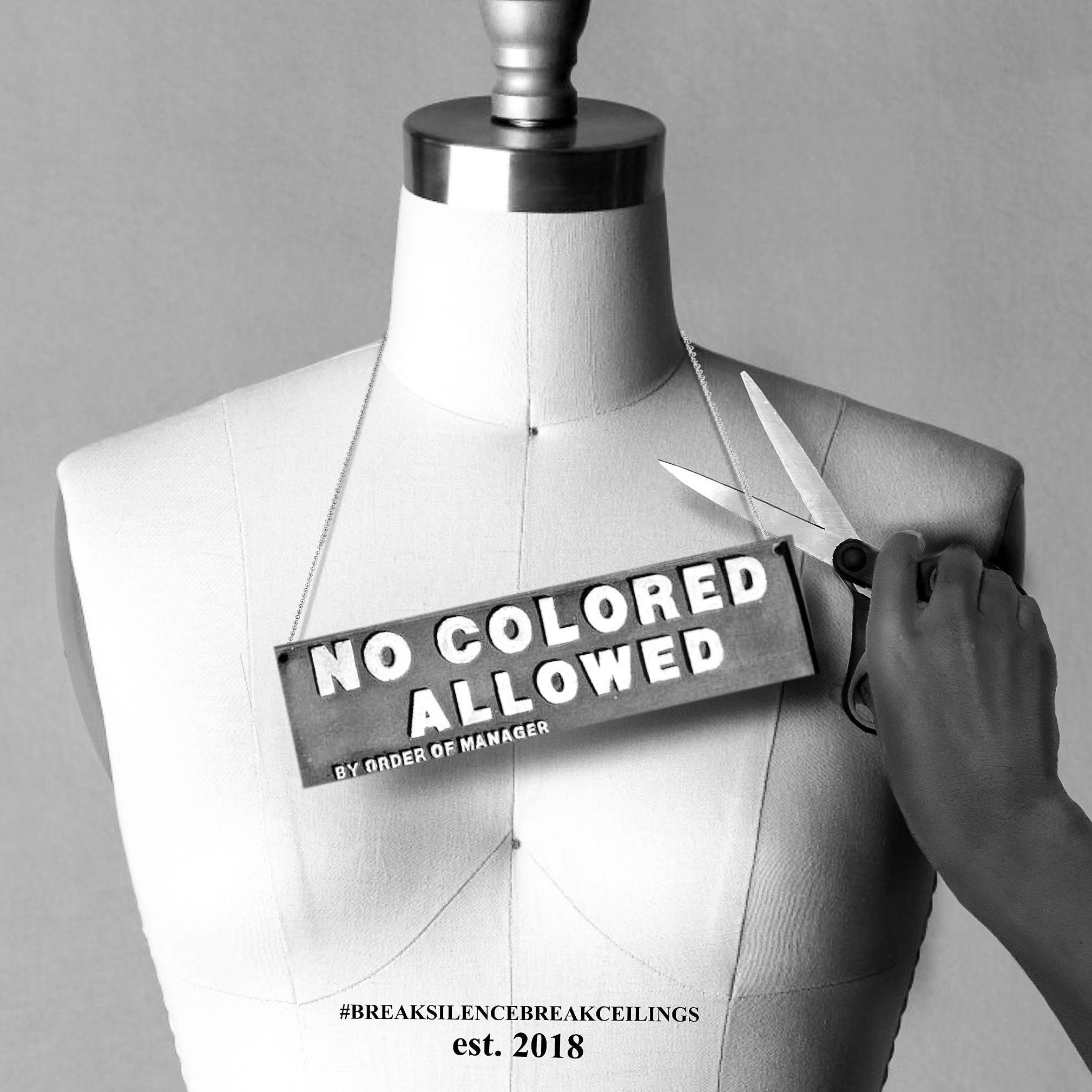 It is time to address the systemic anti-Blackness of the fashion industry