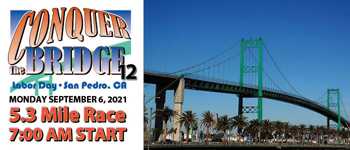 2021 Conquer The Bridge Logo